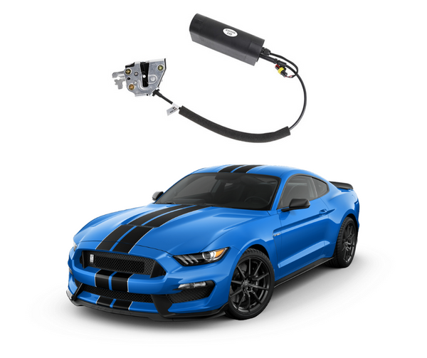 FORD MUSTANG SOFT CLOSE CAR DOORS