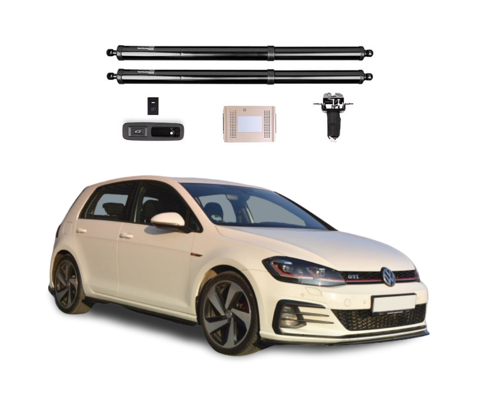 VOLKSWAGEN GOLF 7 ELECTRIC TAILGATE