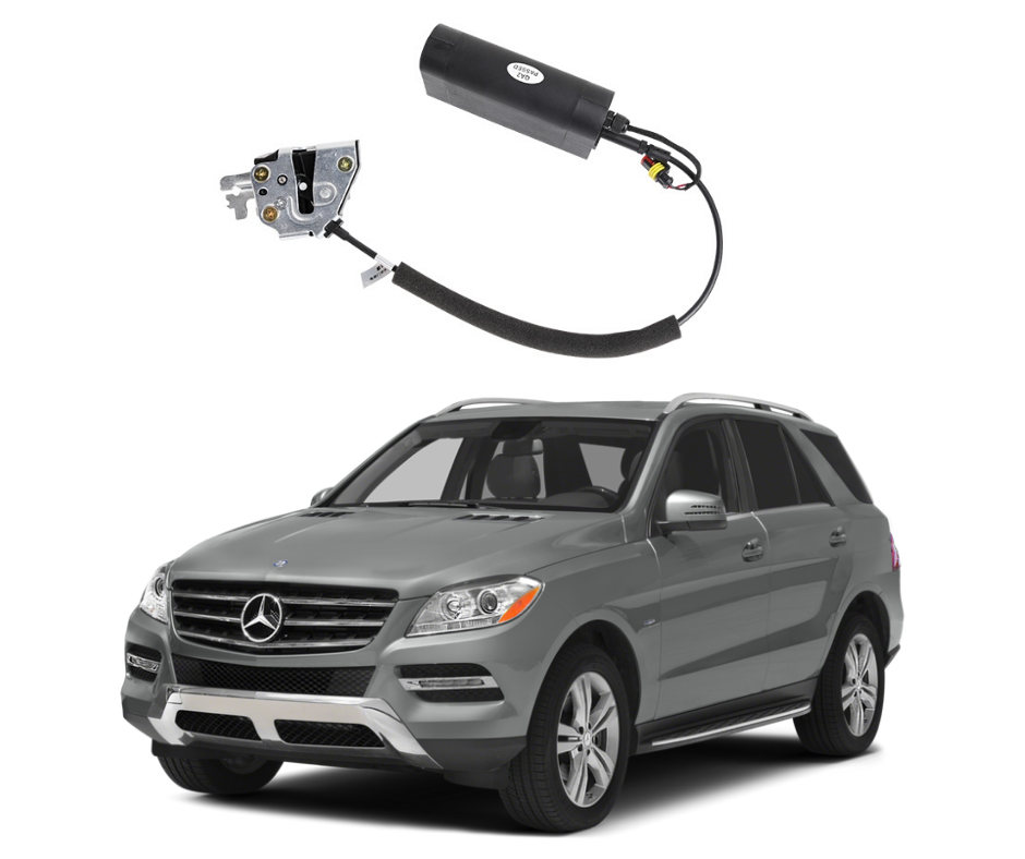 MERCEDES-BENZ ML SOFT CLOSE CAR DOORS