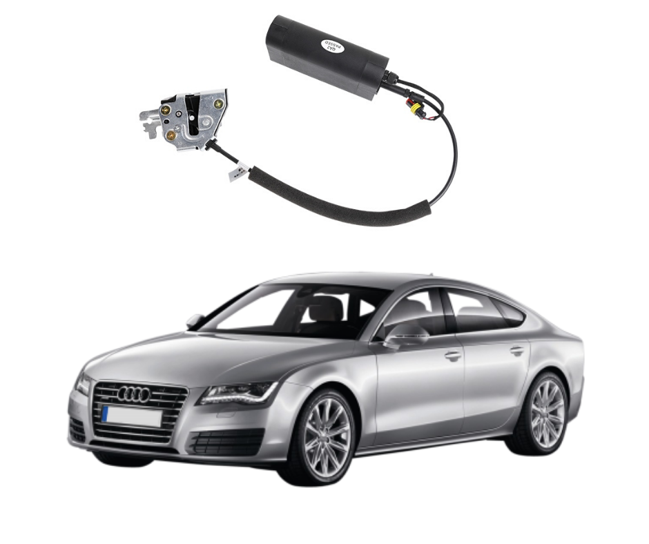 AUDI A7 SOFT CLOSE CAR DOORS