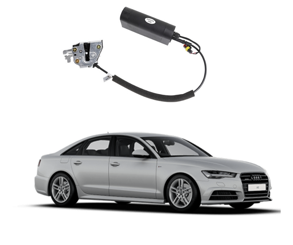 AUDI A6 SOFT CLOSE CAR DOORS