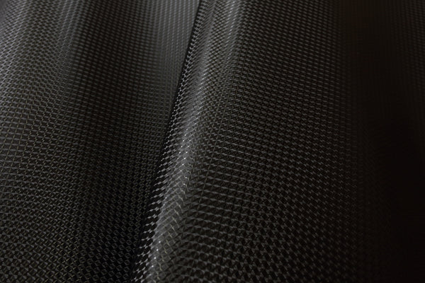 BLACK CARBON FIBER WRAP 6D