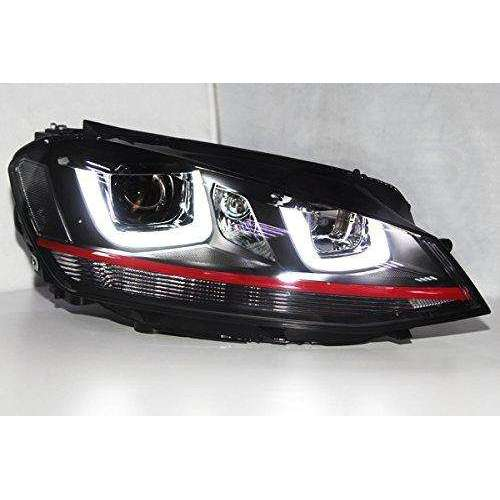 VW Golf  MK7 Angels Eyes Headlights