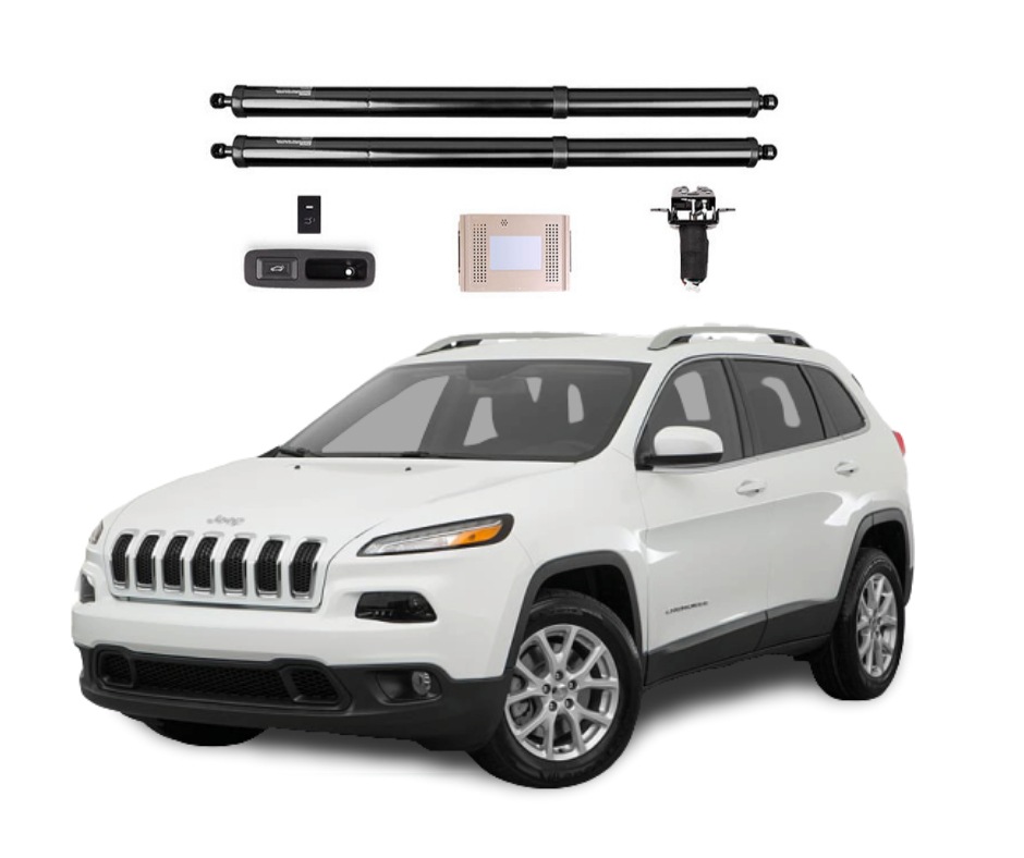 Jeep Cherokee Electric Tailgate
