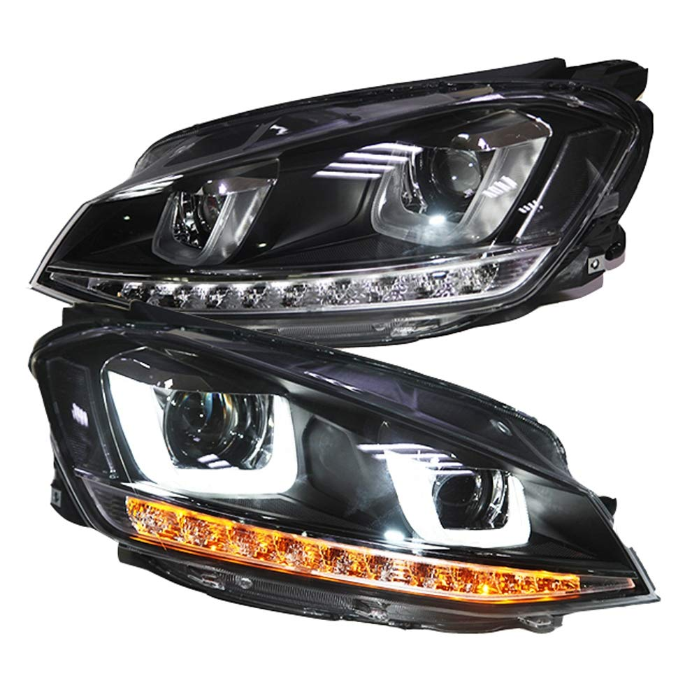 GOLF MK7 HEADLIGHTS