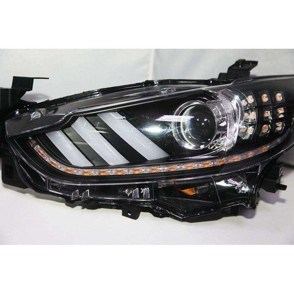 Mazda 6 Headlights (2012-2016)
