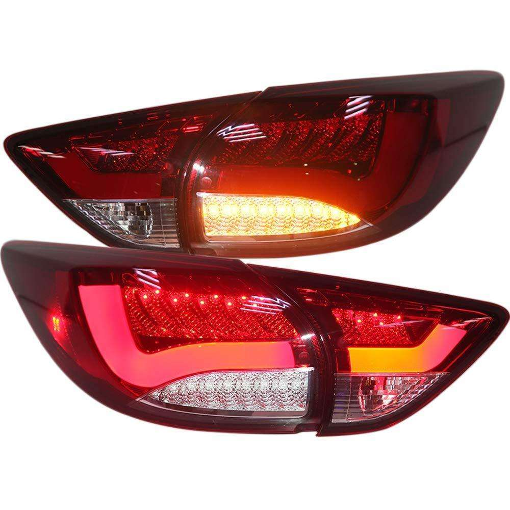 MAZDA CX 5 LED Audi Style Red Taillights 2012-2017