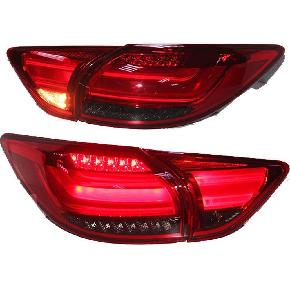 MAZDA CX 5 LED BMW Style Red Smoke Taillights 2012-2017