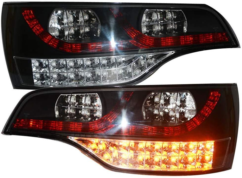 audi q7 tail lights