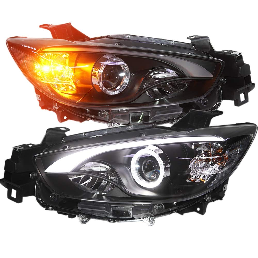 mazda cx 5 headlights