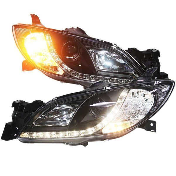 MAZDA 3 TORRO LED Headlights ( 2003 - 2009 )