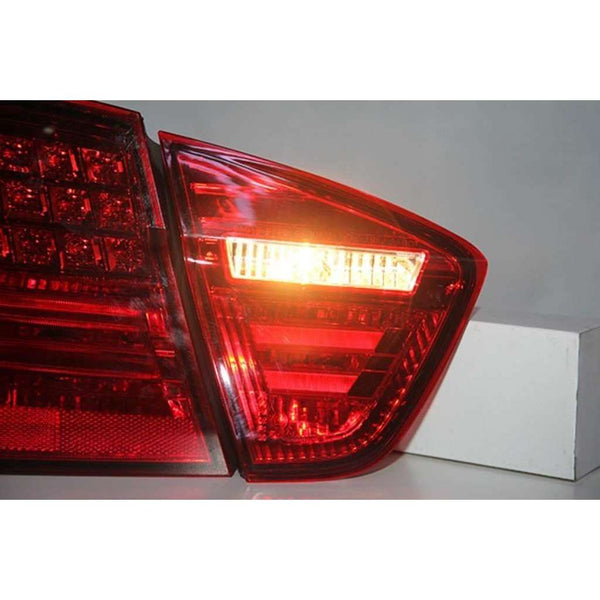 BMW 3 Series 320i 323i 325 330 335 E90  Custom Taillights LF
