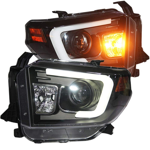 TUNDRA HEADLIGHTS