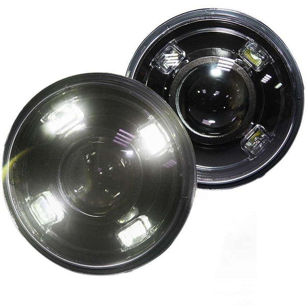 LED Headlights for Jeep Wrangler
