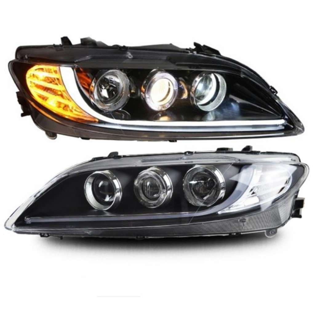 2004 MAZDA 6 HEADLIGHTS