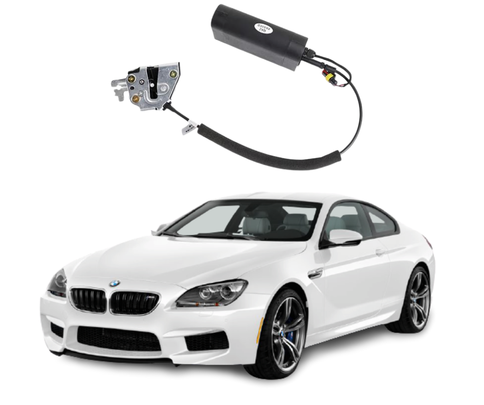 BMW 6-Series Soft Close Car Doors