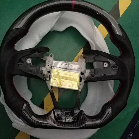 HONDA CIVIC STEERING WHEEL