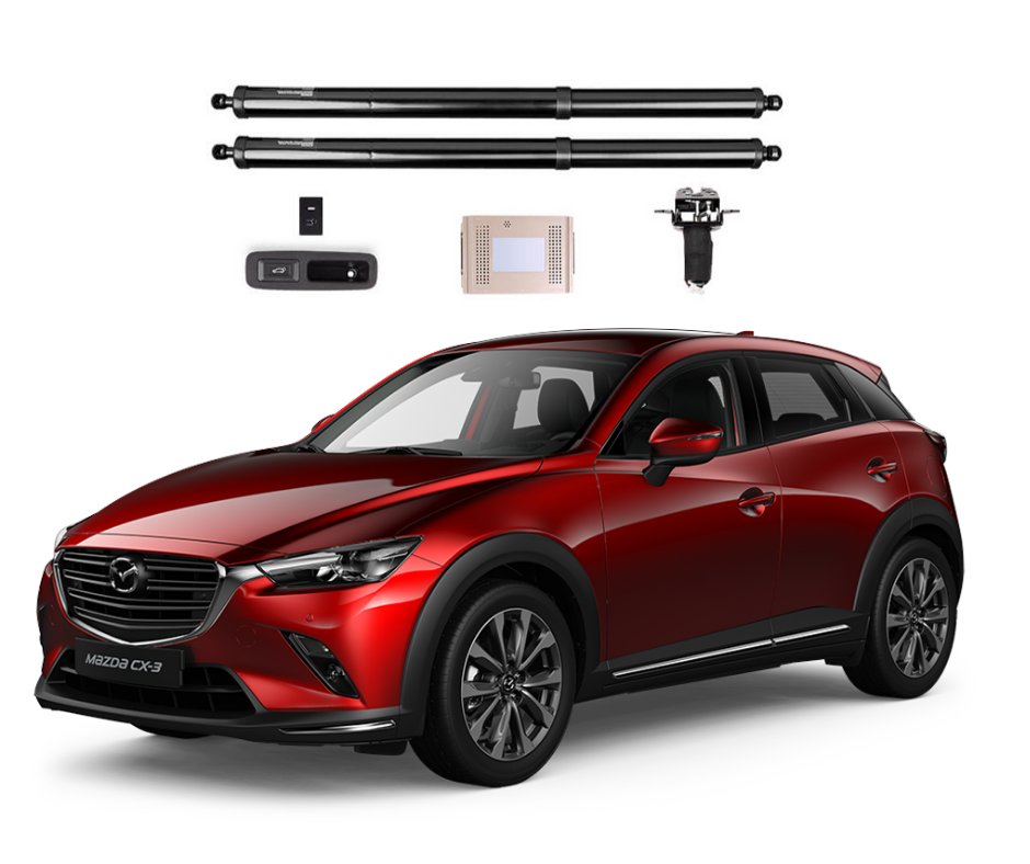 MAZDA CX-3 ELECTRIC TAILGATE
