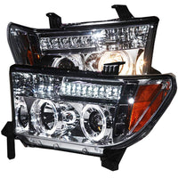 TOYOTA TUNDRA HEADLIGHTS LED 2007 - 2013