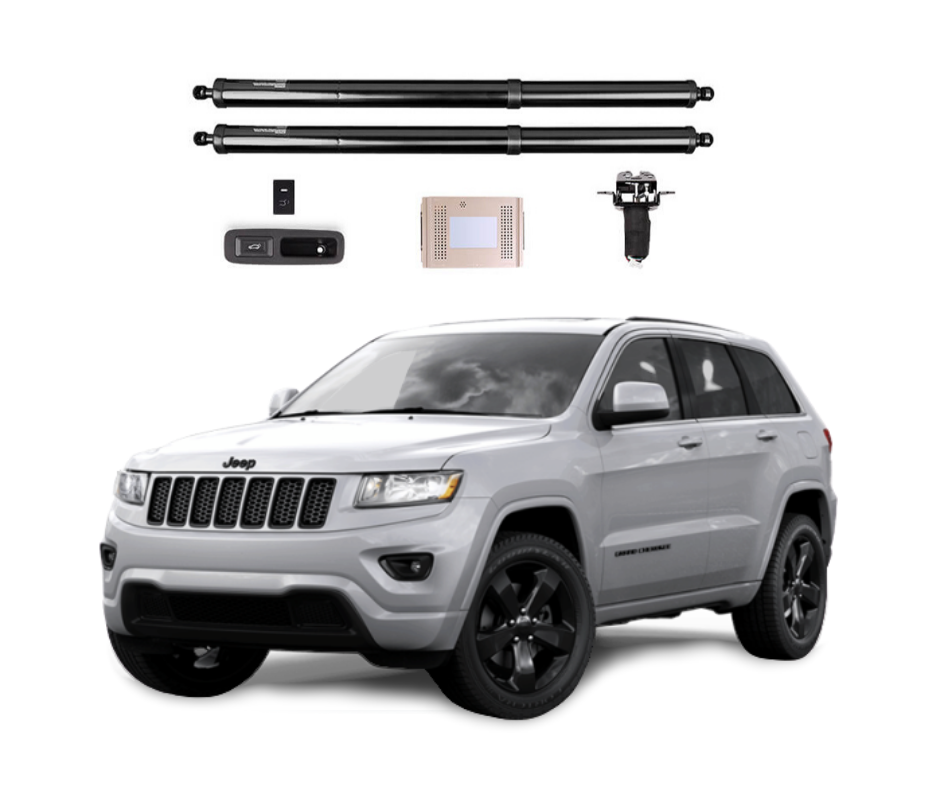 Jeep Grand Cherokee Electric Tailgate