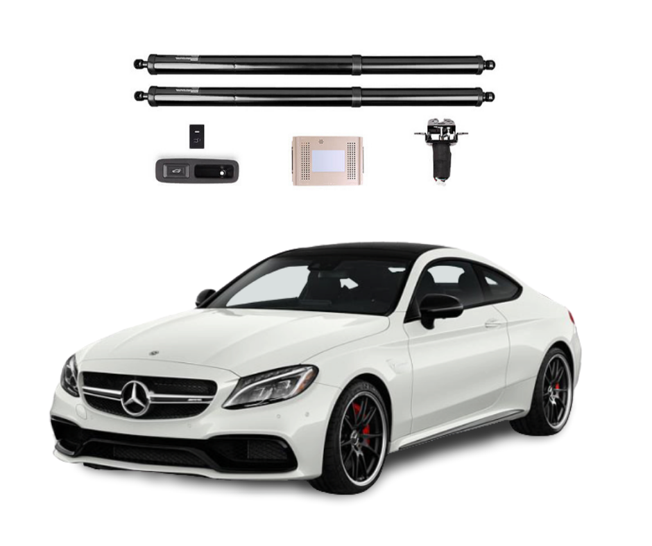 MERCEDES C CLASS COUPE ELECTRIC TAILGATE
