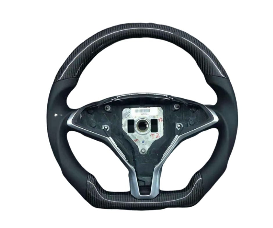 TESLA MODEL S STEERING WHEEL