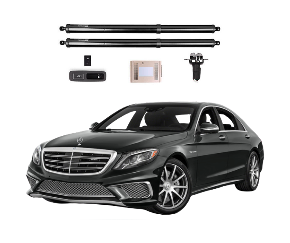 MERCEDES S CLASS ELECTRIC TAILGATE