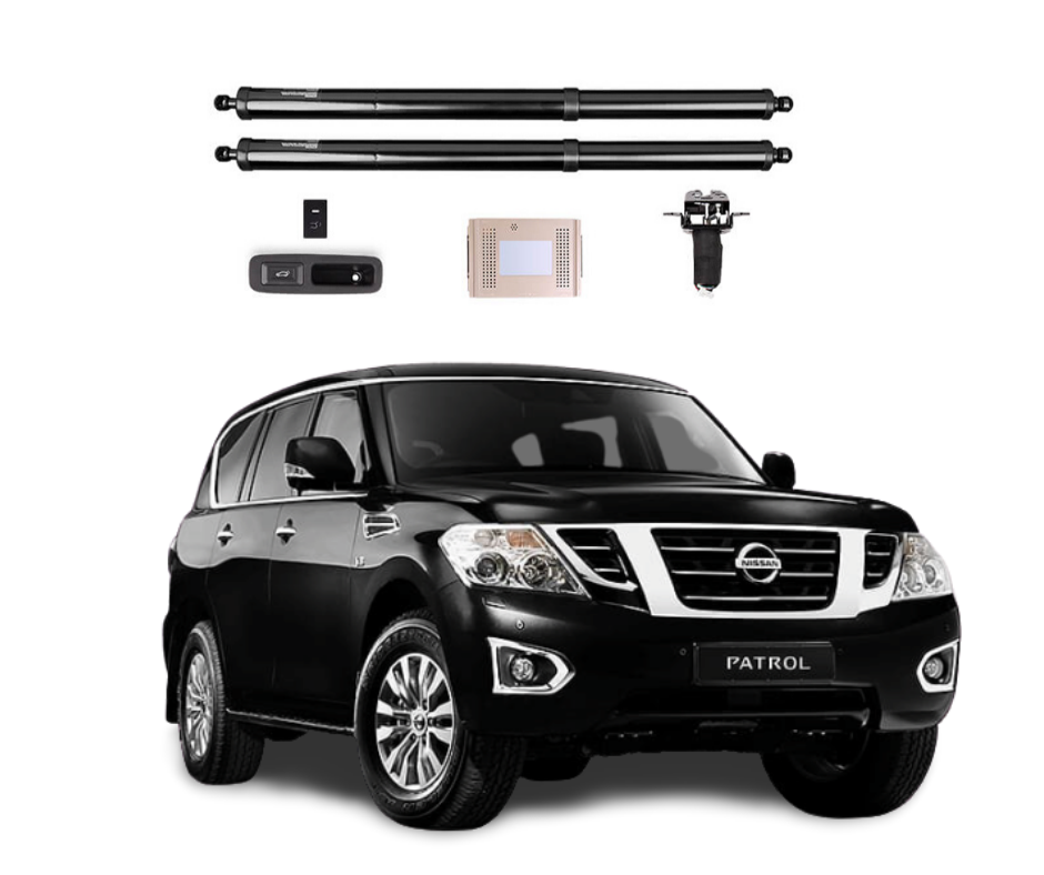 Nissan Patrol Electric Tailgate