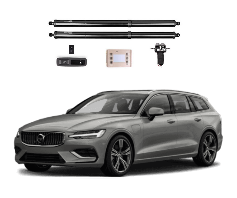 Volvo V60 Electric Tailgate