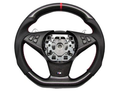 BMW E60 STEERING WHEEL