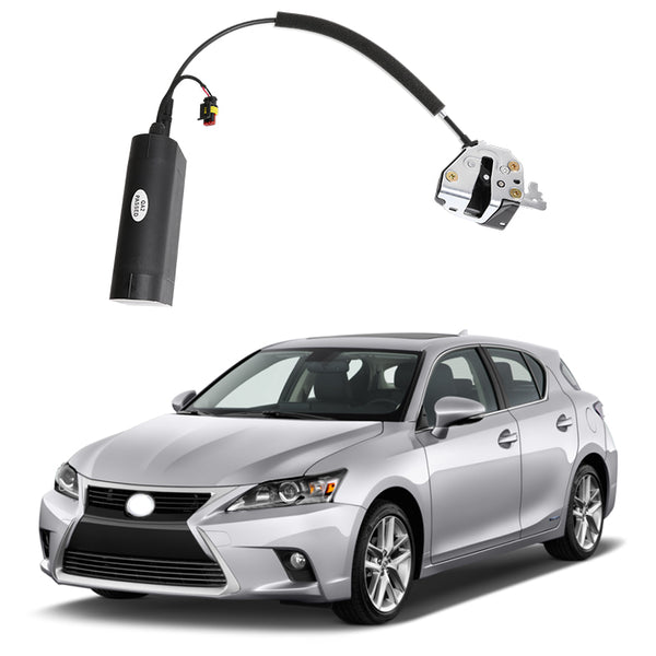 LEXUS CT SOFT CLOSE CAR DOORS