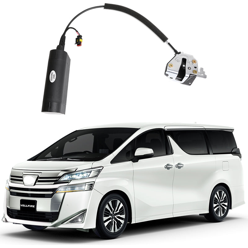 TOYOTA VELLFIRE SOFT CLOSE CAR DOORS