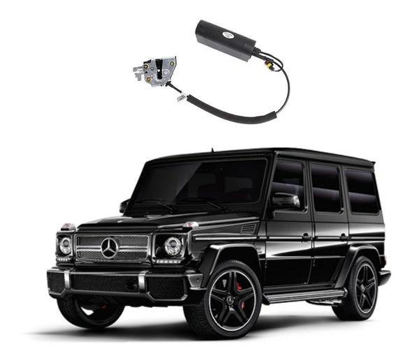 MERCEDES G WAGON SOFT CLOSE DOOR