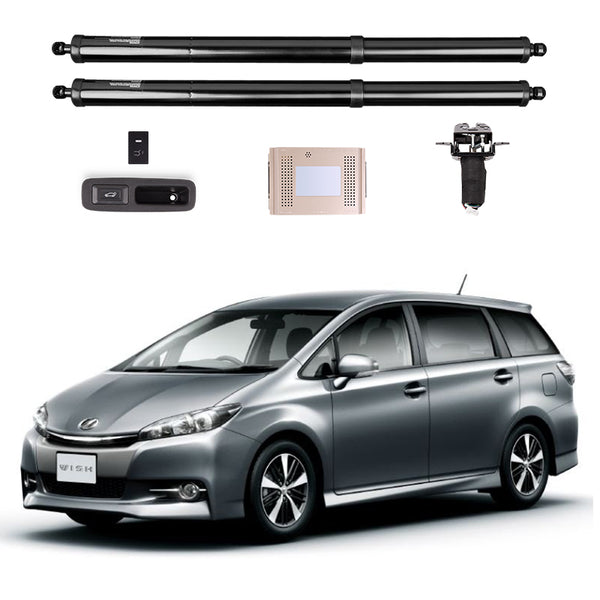 TOYOTA WISH ELECTRIC TAILGATE