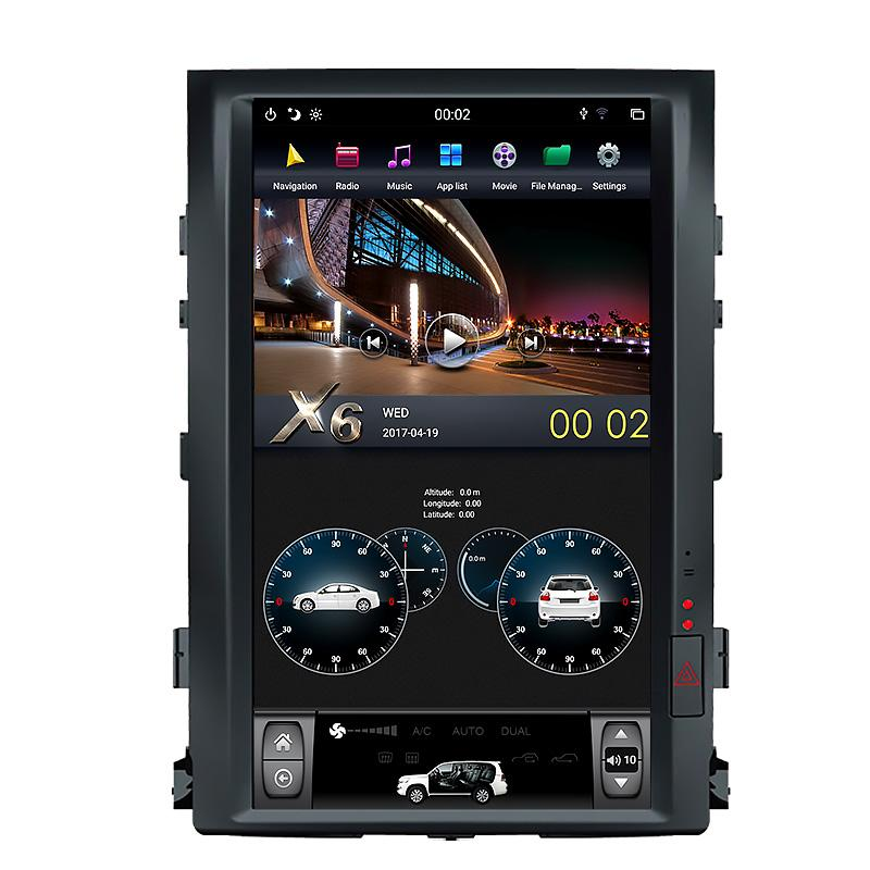 TOYOTA LAND CRUISER 200 TOUCH SCREEN