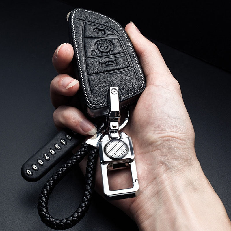 BMW KEYCHAIN BLACK EDITION
