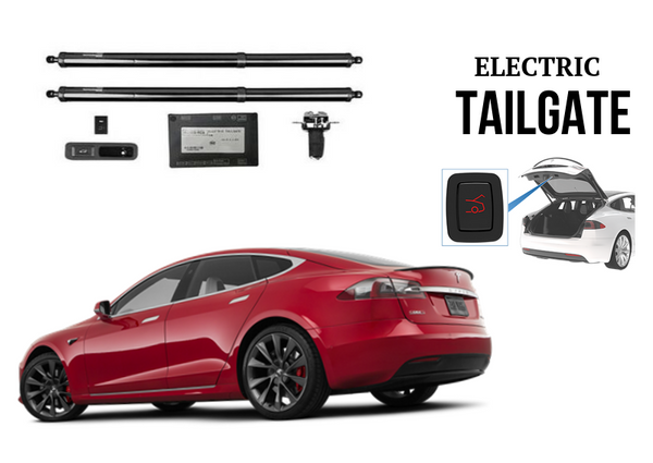 TESLA MODEL S ELECTRIC TAILGATE