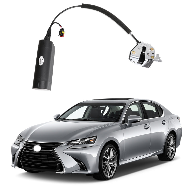 LEXUS GS SOFT CLOSE CAR DOORS