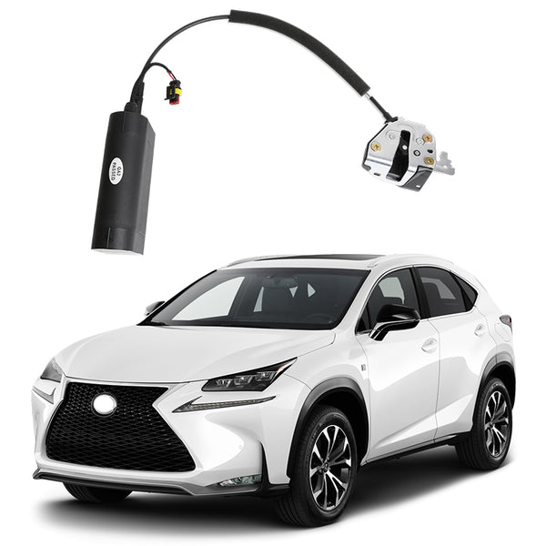 LEXUS NX SOFT CLOSE CAR DOORS
