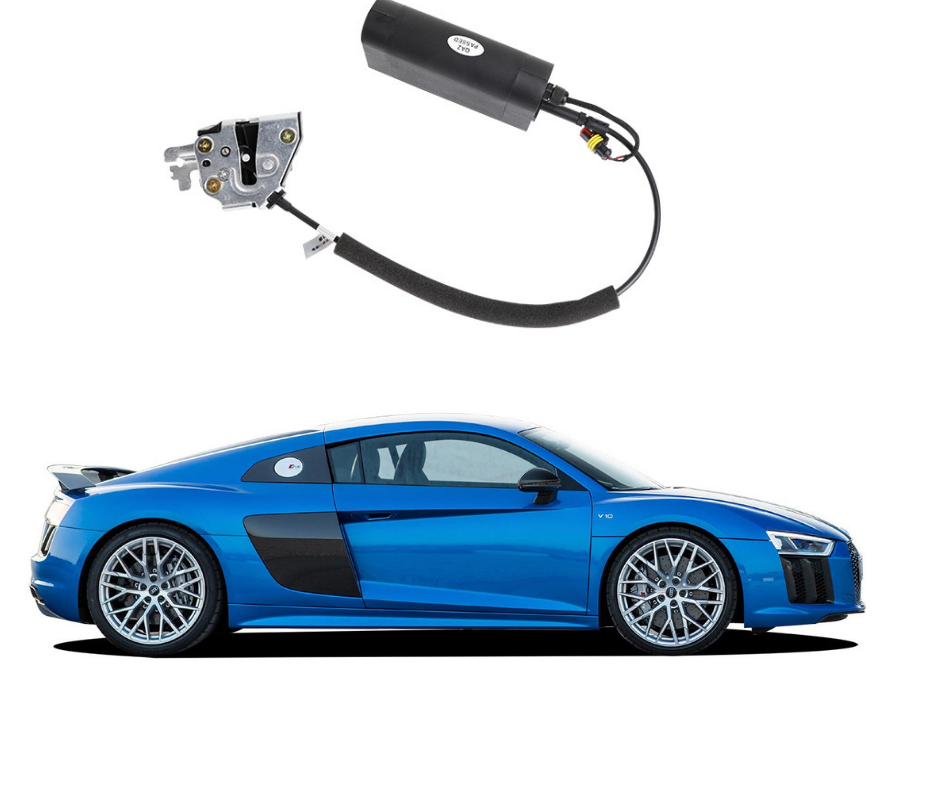 AUDI R8 SOFT CLOSE CAR DOORS