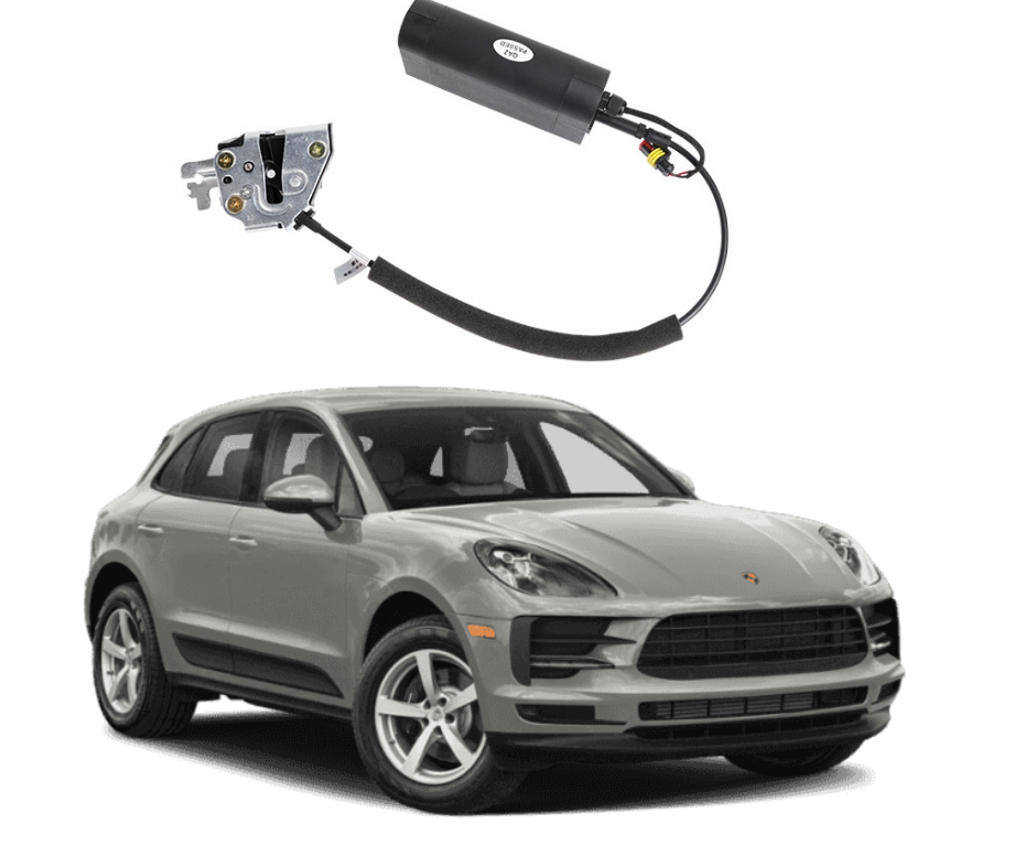 PORSCHE MACAN SOFT CLOSE CAR DOORS