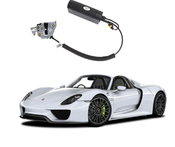 PORSCHE 918 SOFT CLOSE CAR DOORS