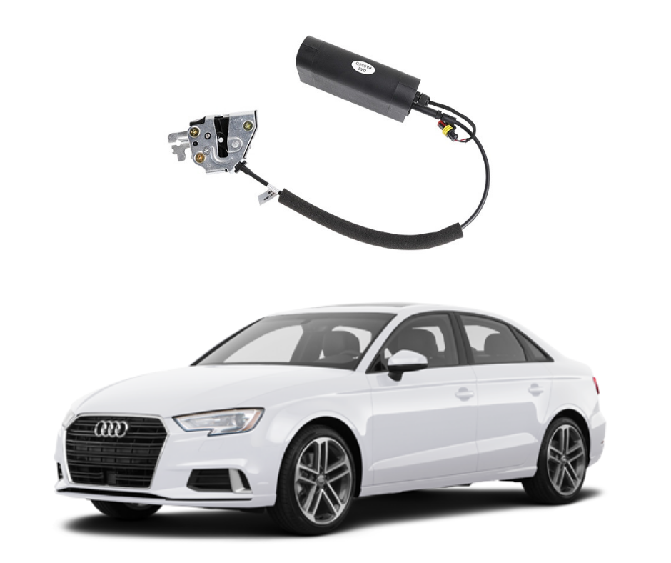 AUDI A3 SOFT CLOSE CAR DOORS