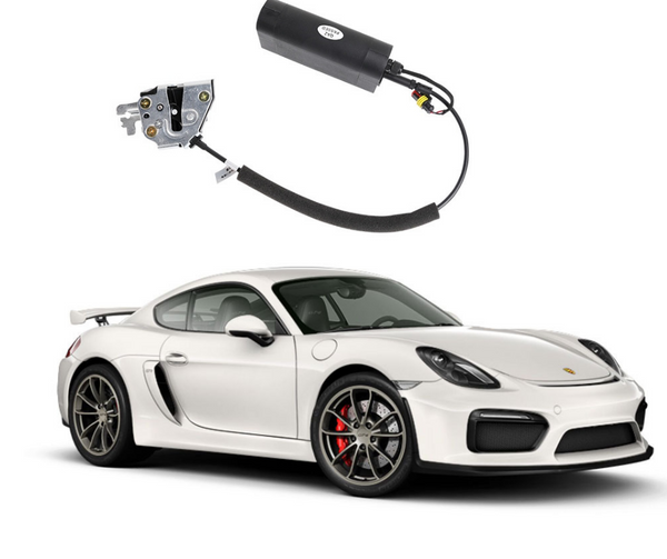 PORSCHE GT4 SOFT CLOSE CAR DOORS