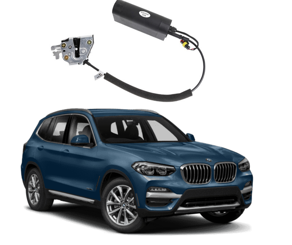 BMW X3 SOFT CLOSE CAR DOORS