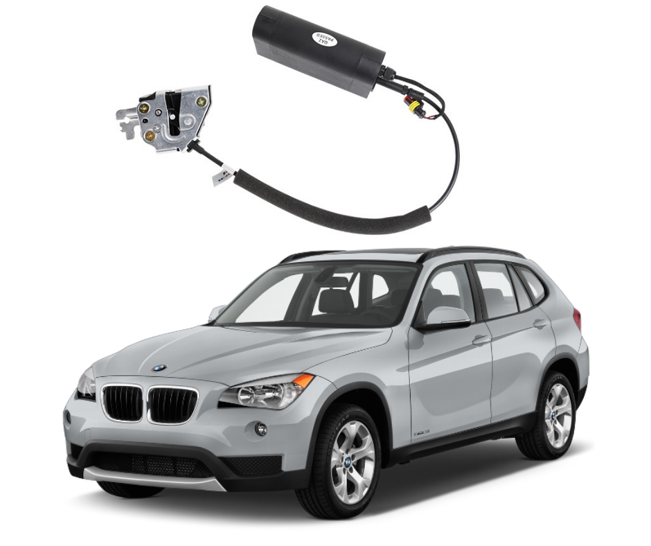 BMW X1 E84 SOFT CLOSE CAR DOORS