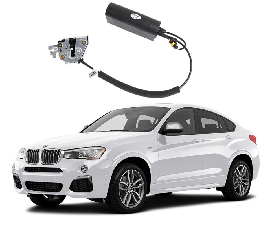 BMW X4 F26 SOFT CLOSE CAR DOORS