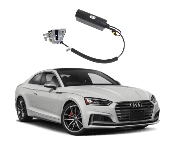 AUDI A5 SOFT CLOSE CAR DOORS