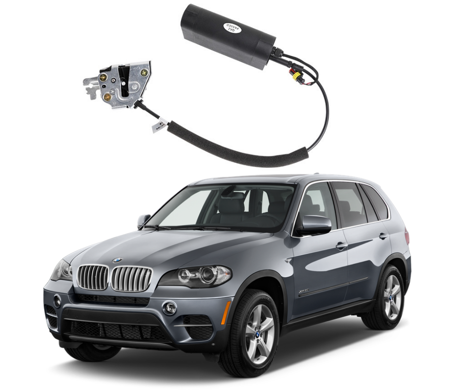 BMW X5 E70 SOFT CLOSE CAR DOORS