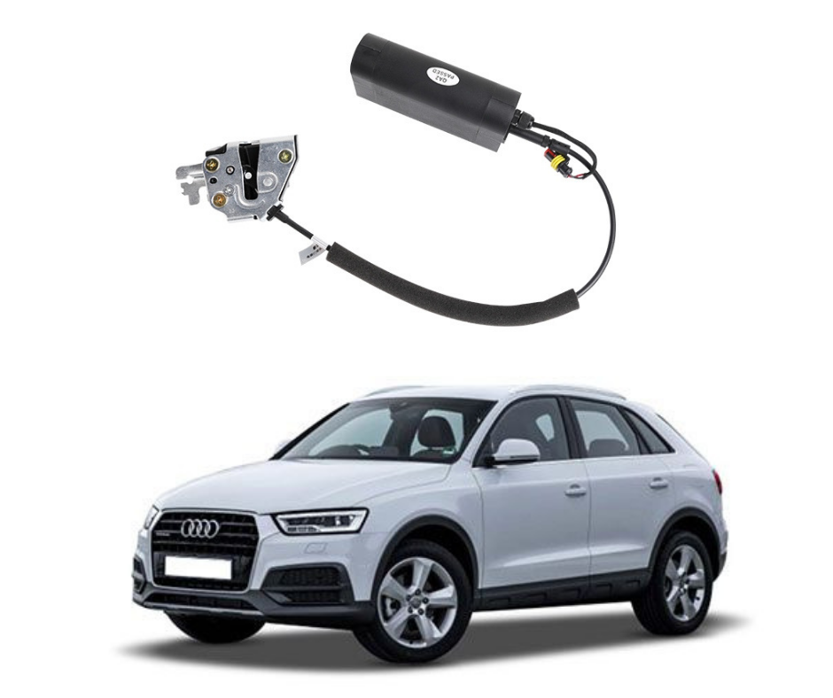 AUDI Q3 SOFT CLOSE CAR DOORS